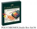 FABER 110038 專業級36色木顏色