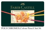 FABER 110036 專業級36色木顏色(鐵盒裝)