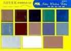 Easy-Fix  寶麗龍玻璃隔熱濾光膜 Code:A02 (2' x 5')