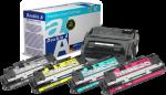 DOUBLE A 代用碳粉盒 - HP 504A(CE250A/CE251A/CE252A/CE253A)