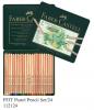 FABER 112124 24色粉彩筆套裝(鐵盒裝)