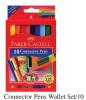 FABER 11-150-A 10色水彩顏色筆